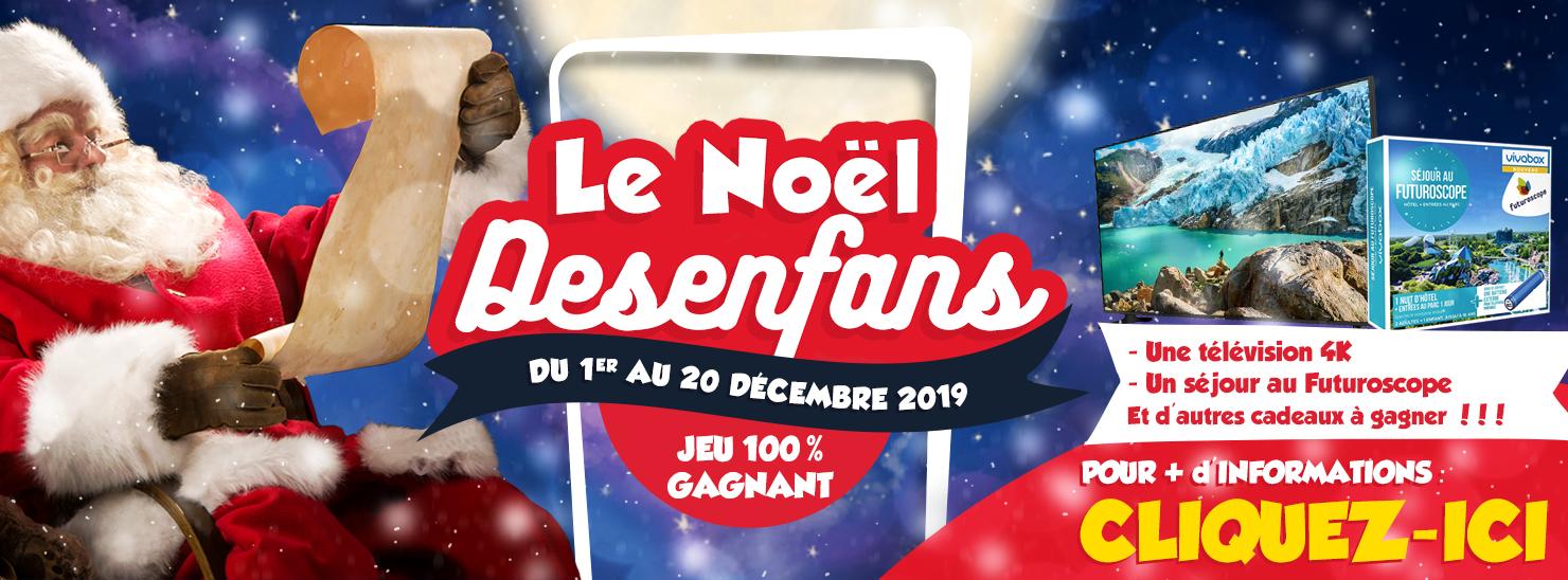 Boutique Noël Desenfans 2019