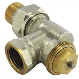 Corps thermostatique querre 1 2 euro sar m28 robinetteries de radiateur equipement - Robinet thermostatique sar ...