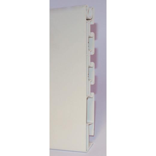 Bandeau standard hauteur 200mm 4m blanc