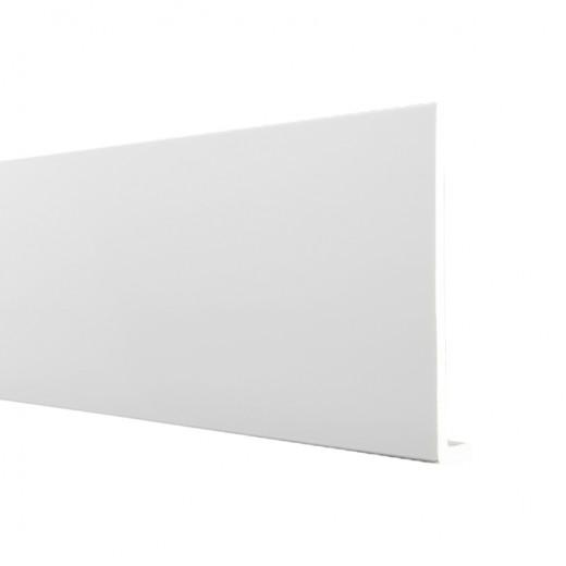 Planche Rivecel 150mm x 5m x 9mm blanc