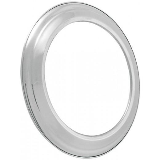 Rosace aluminium de 125