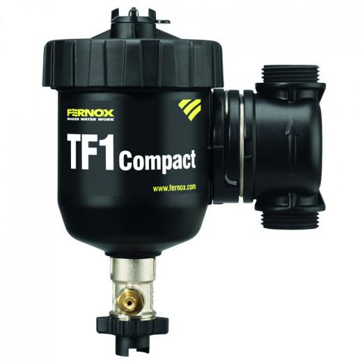 Filtre magnétique anti-boue d.22mm tf1 compact