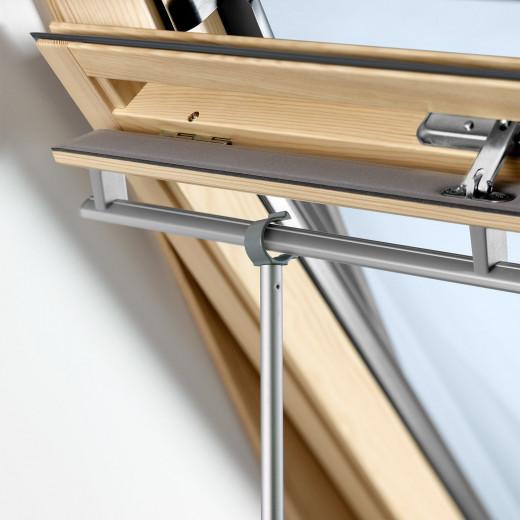 Canne téléscopique pour fenêtres ou stores