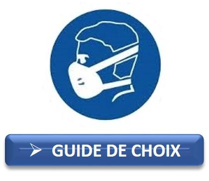 Guide de choix : protection respiratoire