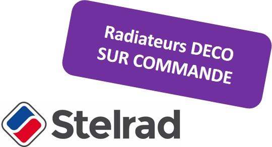 Stelrad Radiateur Déco sur commande