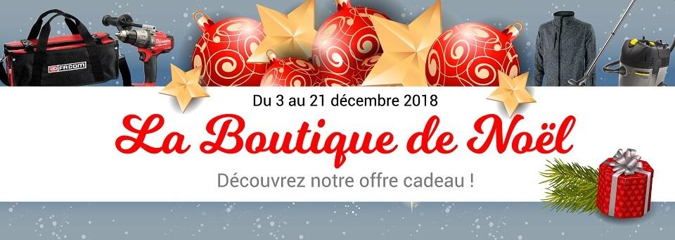 Boutique de Noël Desenfans