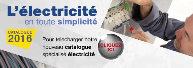 Desenfans catalogue électricité 2016