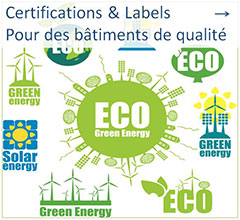 Certifications et labels