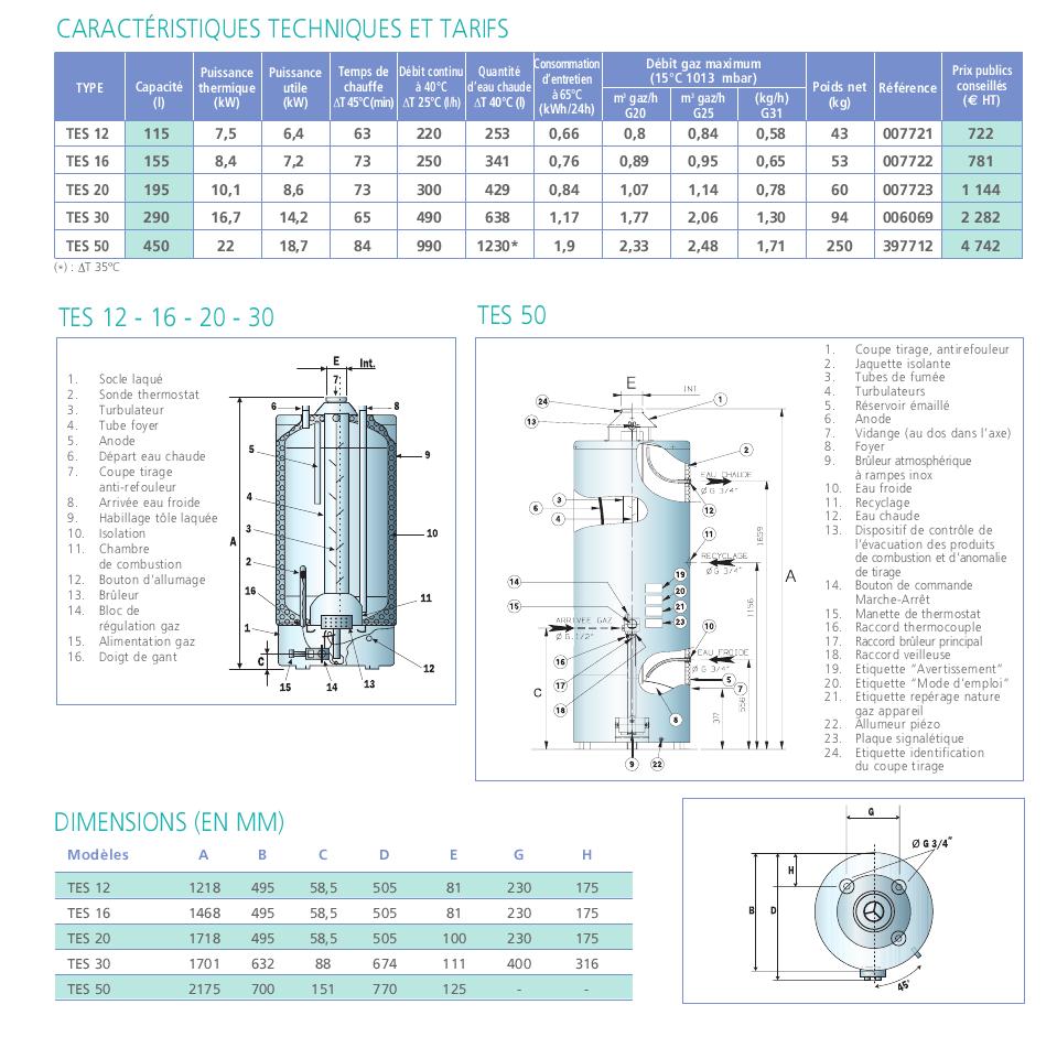 accumulateur gaz sol chemin e 155l styx chauffe eau gaz production d 39 eau chaude. Black Bedroom Furniture Sets. Home Design Ideas
